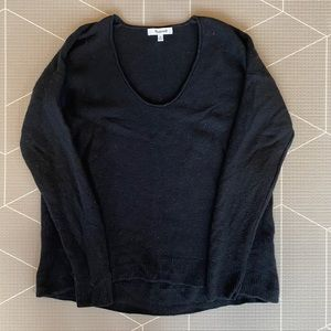 Madewell Black Sweater XS